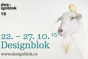 Designblok Prague Design and Fashion Week (22. – 27. 10. 2015)
