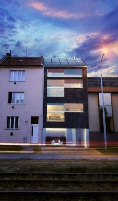 Plusový rodinný dům v Brně (zdroj: VIZE ATELIER)