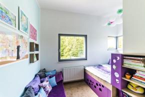 Designérky navrhují pokoj prosvé děti