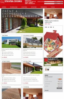 Právě pro Vás jsme spustili nový web: STAVBADOMU.NET!