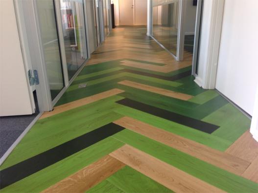 Dřevěné masivní podlahy získaly ocenění Produkt roku 2015