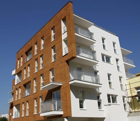 Ceresit VISAGE | Bytový dům Žilina