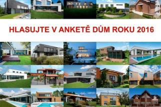 Dům roku 2016