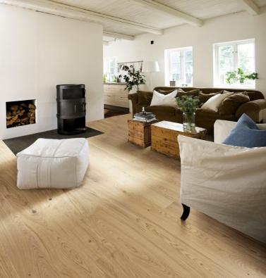 Dřevěná krytina KÄHRS, kolekce Sand, dekor Dub Brighton, prodává KPP
