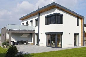 Stavba pasivního domu vyžaduje důkladnou technickou přípravu
