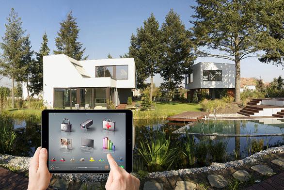 Chytré domy se nazákladě programů samy postarají ochod celé domácnosti.
