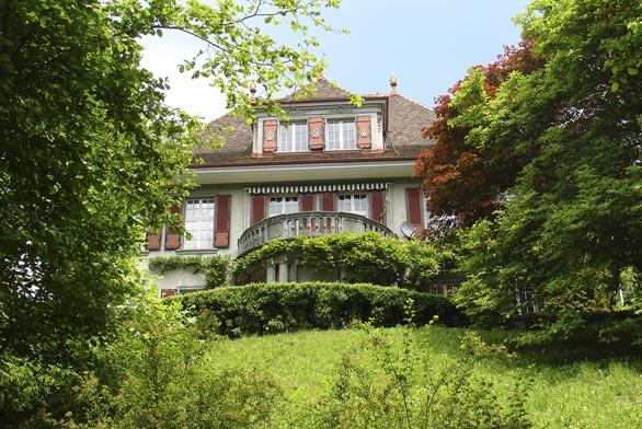 Dům a zahrada musejí ladit - velikostí i charakterem.