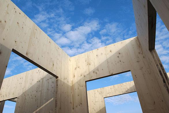 Konstrukce vnitřních stěn (NOVATOP SYSTEM)