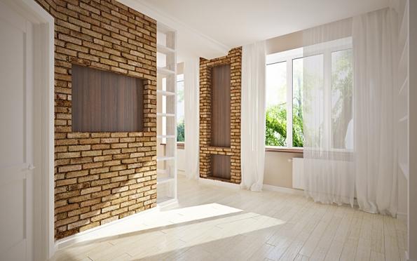 Materiál lze kombinovat s lícovými cihlami, keramikou, dřevem apod. Nesporné výhody přinášejí  i rychlost a ekonomická nenáročnost suché výstavby.