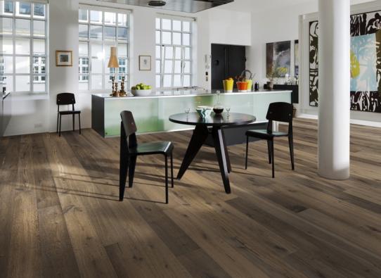 Dřevěná podlaha KÄHRS, kolekce Founders, dekor Dub Sture, prodává KPP.