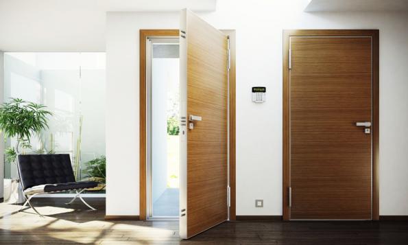Bezpečnostní dveře (NEXT)