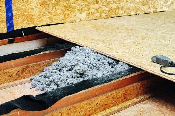 Foukané izolace: Climatizer Plus, foto: CIUR a.s.