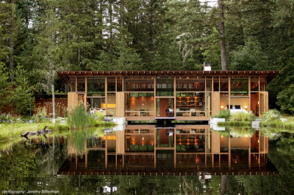 AIA Housing Awards 2016: Cutler Anderson Architects - Newberg Residence