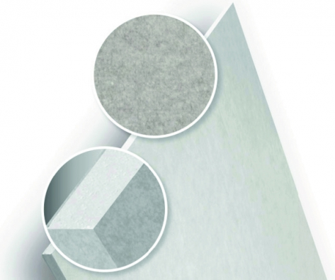 Sádrové desky Knauf Drystar-Board se zpracovávají obdobně snadno a rychle jako standardní sádrokartonové desky.