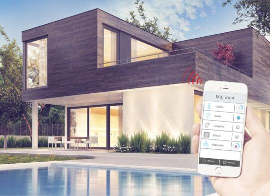 Aplikace byla inovována na základě požadavků zákazníků, kteří si přáli nový a intuitivnější design.