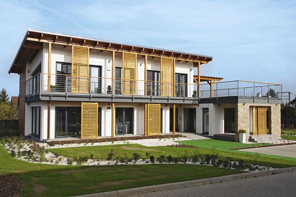 V domě Jubileum, který společnost Atrium realizovala v Plzni, se seznámíte jak s moderní architekturou, tak i s atraktivním interiérem a se špičkovými technologiemi inteligentního řízení domácnosti. www.atrium.cz