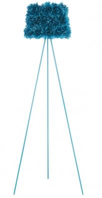 Bloom Floor (Muno), kovová konstrukce, textilní stínidlo, výška 168cm, Ø stínidla 42cm, www.achica.com