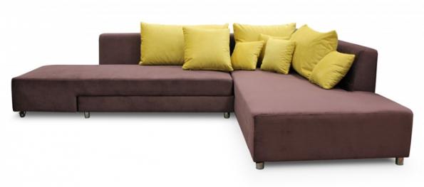 Rohová sedací souprava Split, rozkládací, 312 x 82 x 223cm, vyrábí Stagra meble, www.jena-nabytek.cz