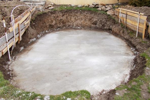 VÁŠ PROJEKT ROKU 2016: Pan Kocián bude si bude kromě bazénu na míru užívat i zahradní sprchy...