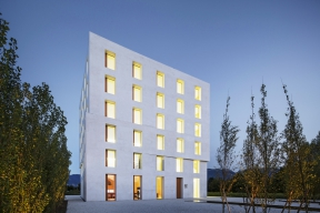Kancelářský objekt, Lustenau, Rakousko
