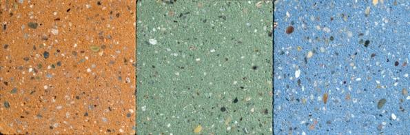 CEMFLOW Look – barevné vzorky podlahy