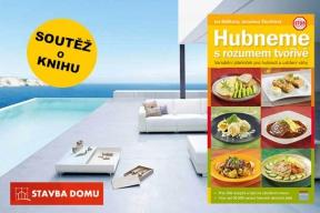 Soutěžte s webem Stavbadomu.net o knihu Hubneme s rozumem tvořivě!