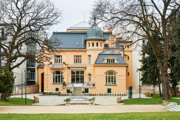 1. Vila Löw-Beer, Brno (Foto RAKO, Tomáš Dittrich)