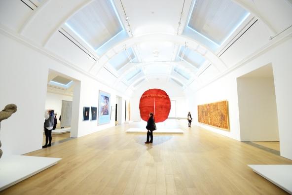 The Whitworth Art Gallery, Velká Británie