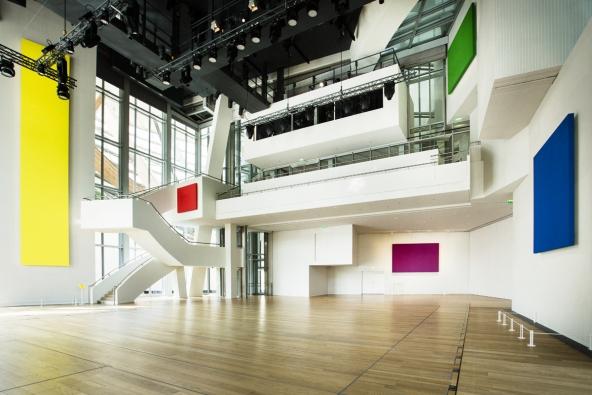 Louis Vuitton Foundation, Francie