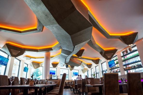 Hugo´s Restaurant Bar Lounge, Německo