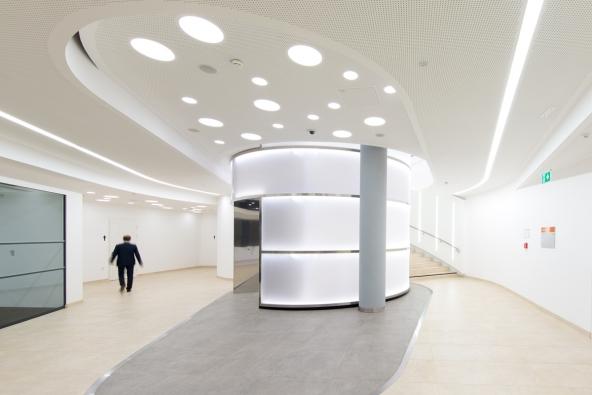 Raiffeisen Multi-Purpose Center Raaba, Rakousko