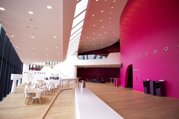 Theater de Stoep, Holandsko