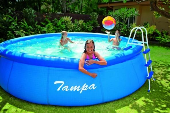 Nadzemní bazén Tampa (MARIMEX)