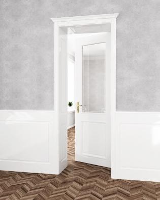 Rustikální dveře VERONA, novinka v nabídce dveří HANÁK