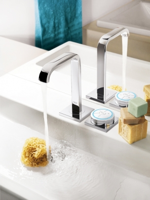 Nové technologie v oblasti koupelnového vybavení poskytují zákazníkům nadstandardní možnosti, díky kterým si lze čas strávený v koupelně ještě více zpříjemnit. (Koupelny PTÁČEK)