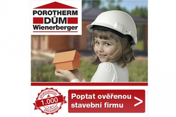 Exkluzivní program POROTHERM DŮM Wienerberger pro vás připravil nepřeberné množství benefitů, které vám neskutečně pomohou s budováním nového domova.