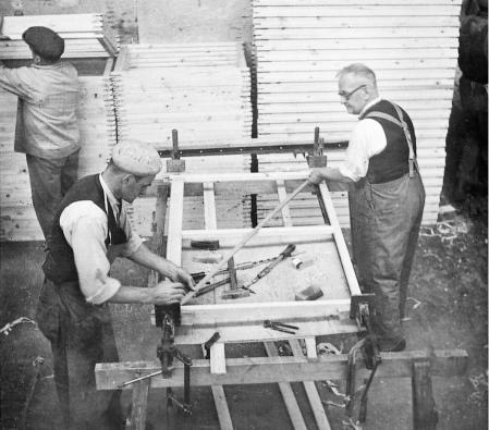 Již od samého počátku byla moderní střešní okna VELUX synonymem pro kvalitní a spolehlivý výrobek; zdroj: VELUX Česká republika