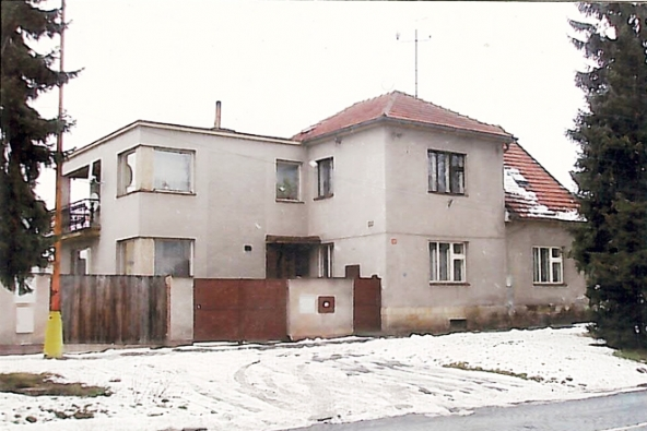 VÁŠ PROJEKT ROKU 2016: Po rekonstrukci bude objekt obsahovat kuchyň, čtyři pokoje a příslušenství, shrnuje pan Kvasnička.