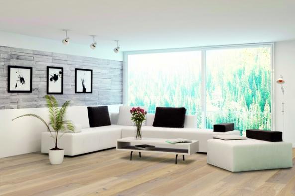Dřevěná podlaha 1FLOOR, kolekce Newline, dekor Dub Arctic - Prodává KPP