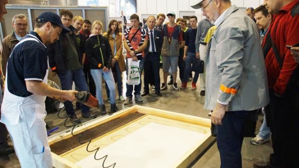 Společnost Rigips pořádá další ročník akademie Škola suché výstavby. Již podruhé je součástí doprovodného programu FOR ARCH od 20. do 23. září 2016 na výstavišti PVA v pražských Letňanech.
