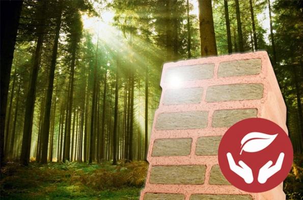 Cihla Porotherm T Profi: ekologická a k přírodě šetrná stavba (WIENERBERGER)