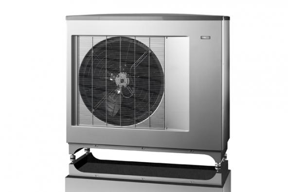 Tepelné čerpadlo systému vzduch-voda NIBE F2300 (DZ Dražice)