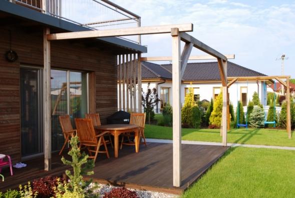 Multi-Komfortní dům od společnosti ISOVER kombinuje pohodlí a úsporu energie.