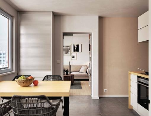V novém Katalogu plastových profilů KOOPLAST od společnosti Rehau najdete spoustu inspirace na využití roletkových systémů v interiéru.