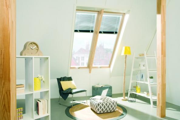 Dřevěné okno FYP (FAKRO)