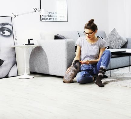 Vinylová podlaha Wineo, kolekce 600 wood, dekor Polaris (kpp.cz)