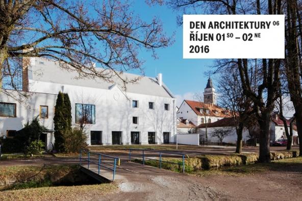Den architektury 2016: Současná architektura ve Slavonicích (Štěpán Valouch)