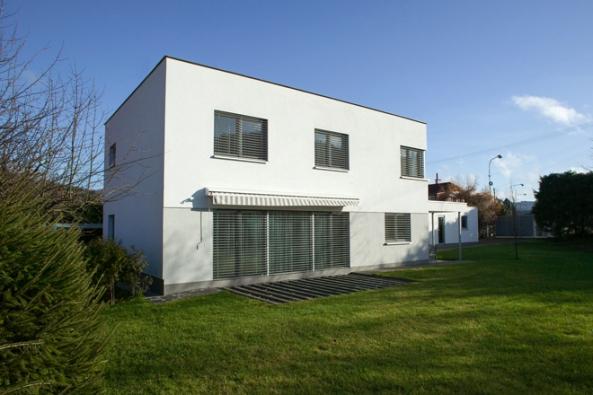 Multifunkční rodinný dům ve Vsetíně (HELUZ)