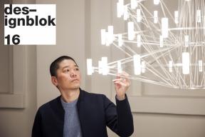 Designblok představil hlavní hvězdy osmnáctého ročníku, jednou z nich je i věhlasný japonský designér Arihiro Miyake.