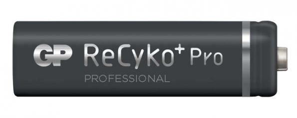 Nová nabíjecí baterie GP ReCyko Pro (Zdroj: EMOS)